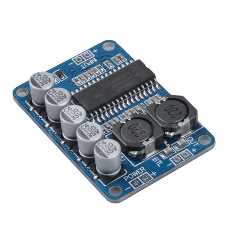 HW-TPA-8932 digital audio amplifier