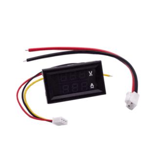 DSN-VC288 DC 100V 10A LED Voltmeter Ammeter