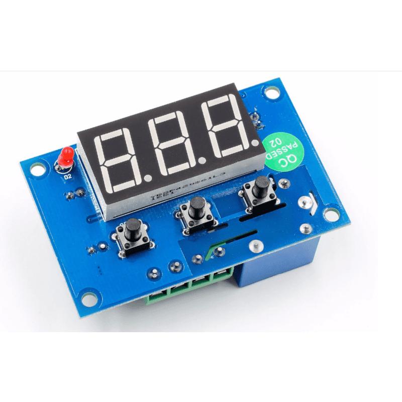 XH-M198 digital luminance control switch