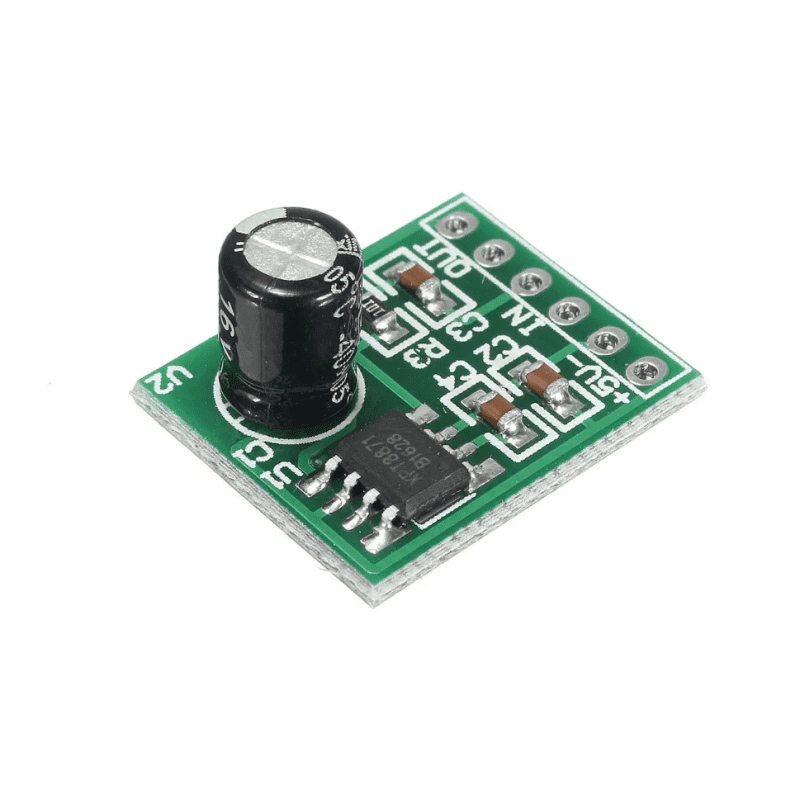 SKU 4474 digital audio amplifier