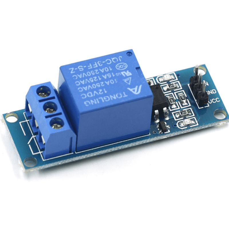 1-channel 5V relay module with optocoupler (high level trigger)
