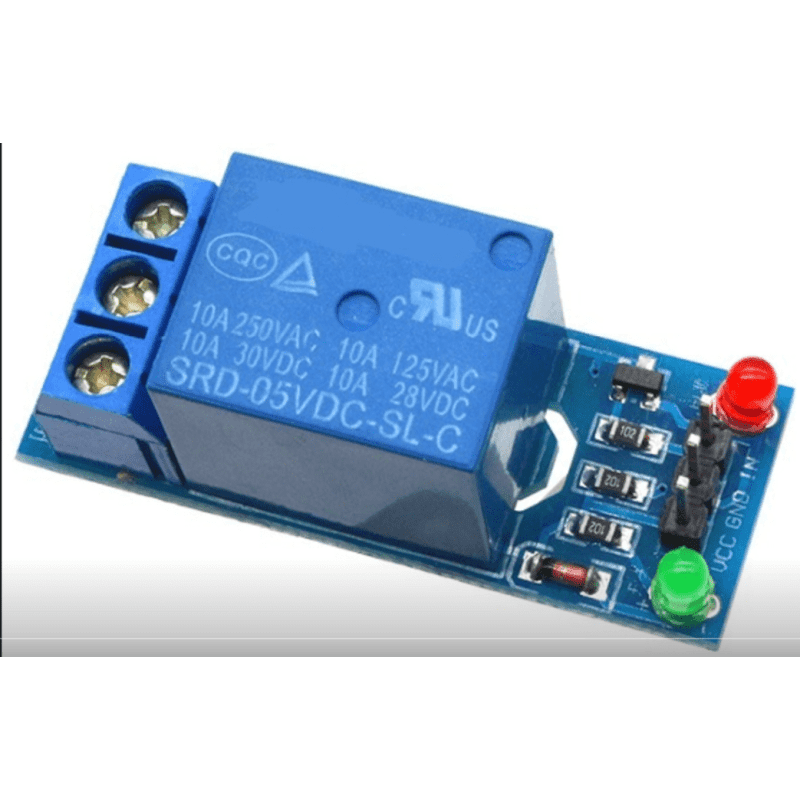 5V Low Level Trigger 1 Channel Relay Module (low level trigger)
