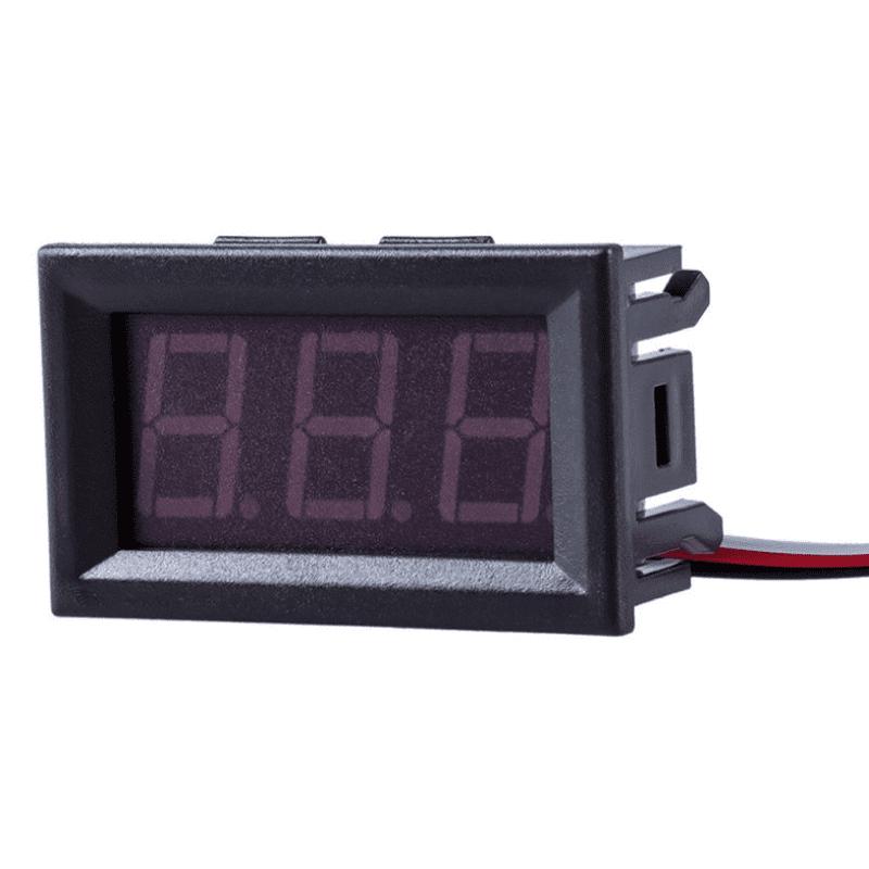 DSN-DVM-568 LED three line digital voltmeter