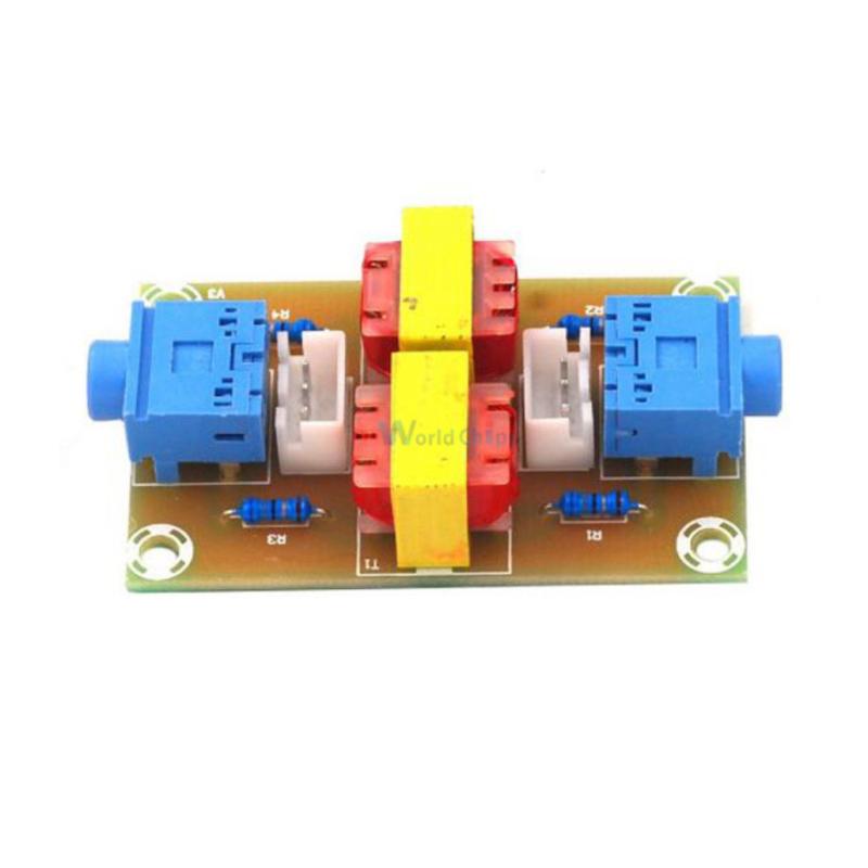 XH-M372 stereo audio isolator
