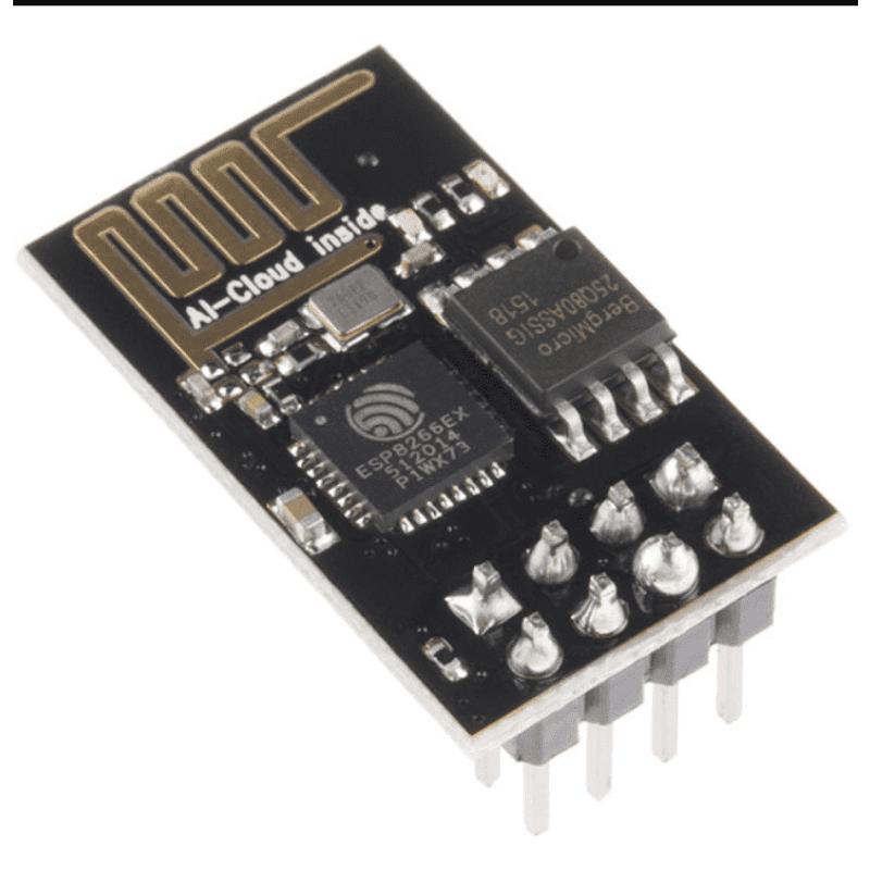 ESP 8266 wifi microchip