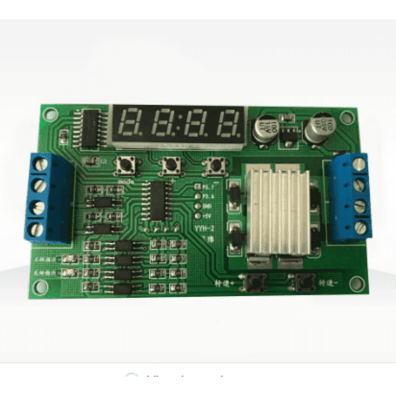 YYH-2 Electric motor & control repeat cycle time delay relay