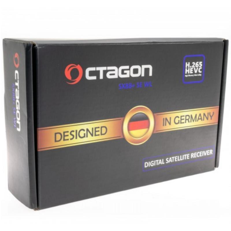 Octagon SX88WL Full HD Satelite Receiver/WebTV/IPTV