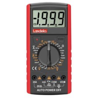 AN-9205A Ψηφιακό Πολύμετρο