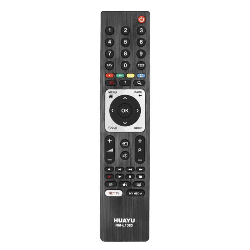 HUAYU RM-L1383 LCD UNIVERSAL  F&U SMART Τηλεχειριστήριο TV