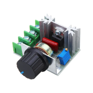 2000W Speed Controller SCR Voltage Regulator Dimming Dimmer Thermostat