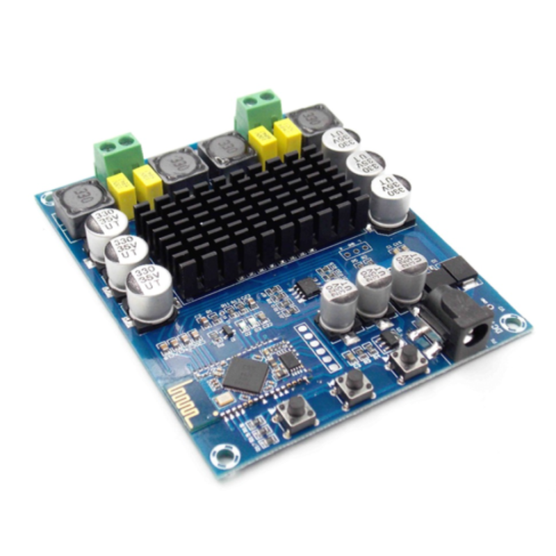 XH-M548 Bluetooth Digital Audio Amplifier Module Dual Channel Board 2x120W TPA3116D2For Bluetooth Sharing Wireless Speaker DIY