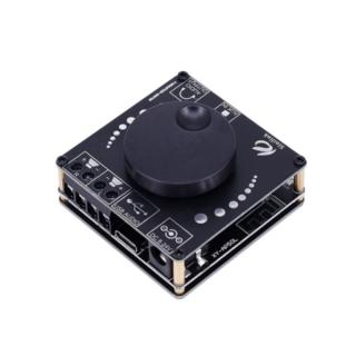 Ενισχυτής Ήχου class D 2X50W RMS HIFI bluetooth Stereo Power Amplifier APP USB