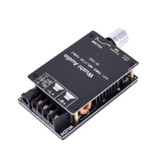 Ενισχυτής Ήχου class D 2X100W RMS HIFI bluetooth AUX Stereo Power Amplifier ZK-1002
