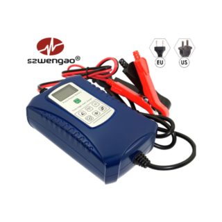 12/24V smart battery charger  automatic output