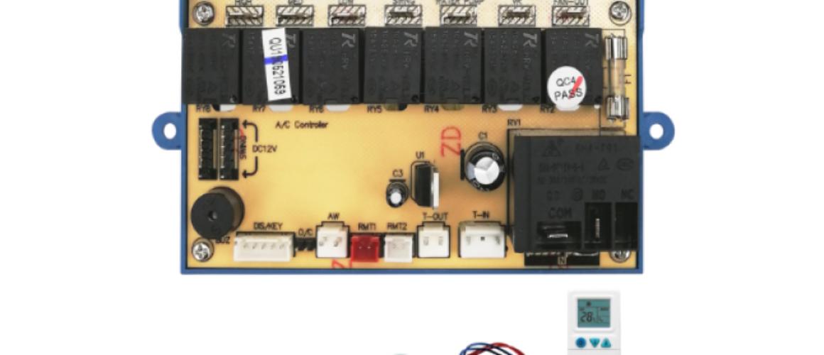 HUAYU QD-U30A+ Πλακέτα Τηλεκοντρόλ για Κλιματιστικά