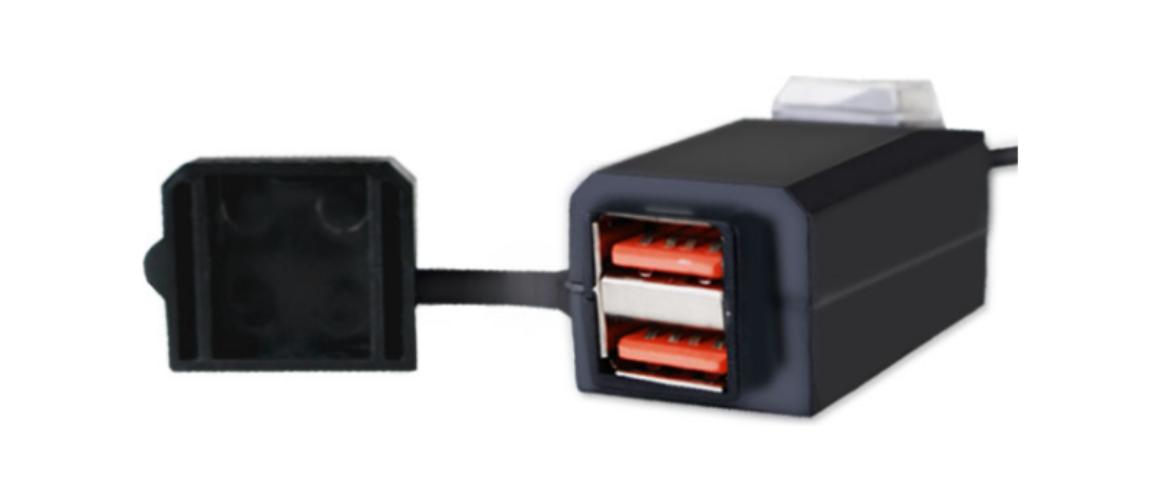 A13 UNIVERSAL DUAL QC USB CAR FAST CHARGER ΜΕ ΒΑΣΗ  OEM