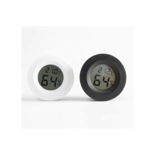 Ψηφιακό Θερμόμετρο / Υγρασιόμετρο Εσωτερικού Χώρου λευκο