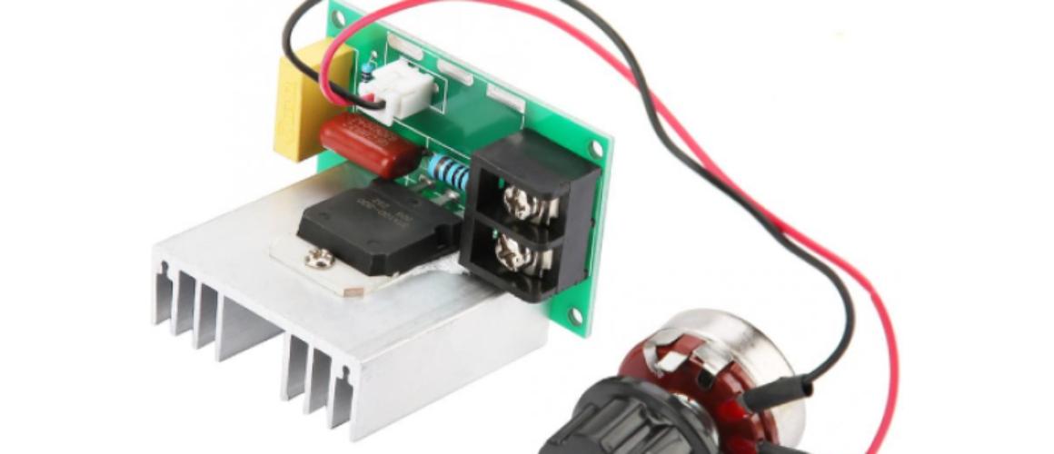 8000W Speed Controller SCR Voltage Regulator Dimming Dimmer Thermostat