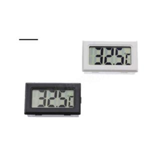 Ψηφιακό Θερμόμετρο  Εσωτερικού Χώρου μαυρο