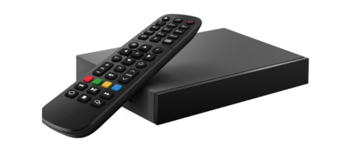 Infomir MAG520 IPTV SET-TOP BOX Linux 4.9, Amlogic S905X2 1 GB RAM, 4 GB