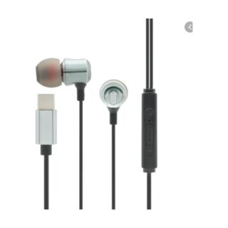K3 Type-C Stereo Headset Ακουστικά με μικρόφωνο λευκά Tranyoo