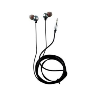 T4 Type 3,5mm  Stereo Headset Ακουστικά με μικρόφωνο Tranyoo silver