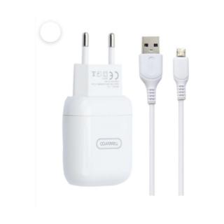 V10 KIT φορτιστή USB με καλώδιο  micro usb  2,4A