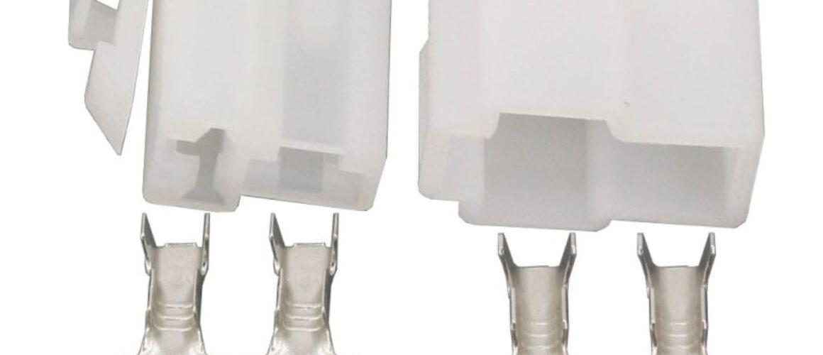 20 pair Connectors 2,4,6,8 pin