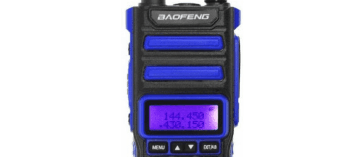 Baofeng h5+ Ασύρματος πομποδέκτης Vhf-Uhf dual band 10 Watt