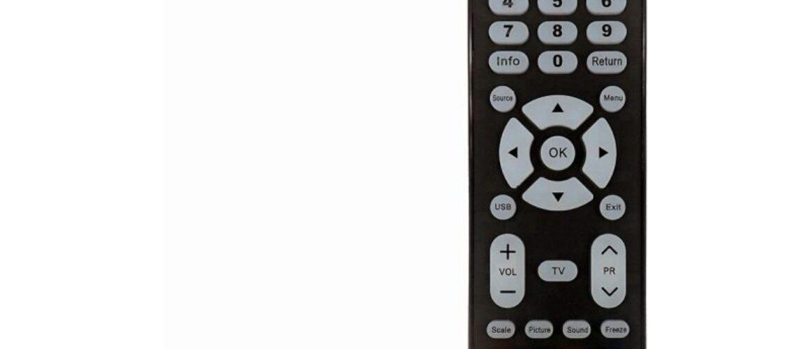 TC-96 Universal LCD/LED TV Control TCL THOMSON
