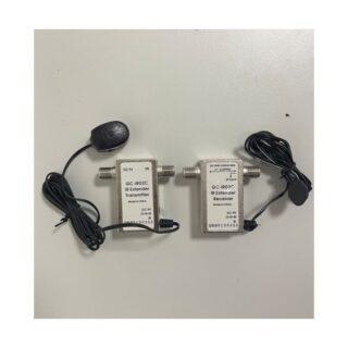 GC-IR02C Αναμεταδότης Εντολών Τηλεχειριστηρίου Ζεύγος μέσω καλωδίου