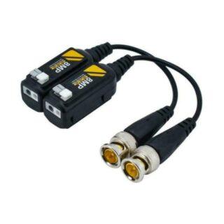 ML-HD-002T-Video-balun-AHD-CVI-TVI-CVBS-Έως-8mp-Με-Clip